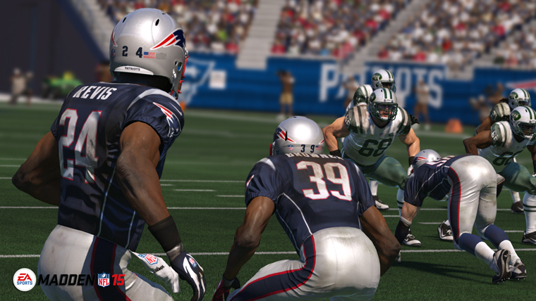 Top 5 New Defensive Duos in Madden NFL 15