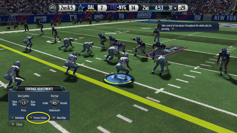 Madden NFL 15 Deep Dive: Gameplay Improvements