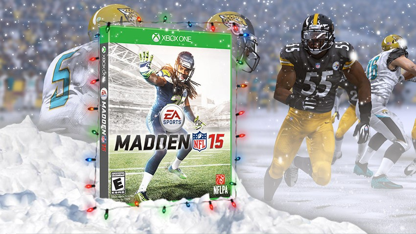 get a six hour trial of madden nfl 15 on xbox one - Nfl On Christmas 2014