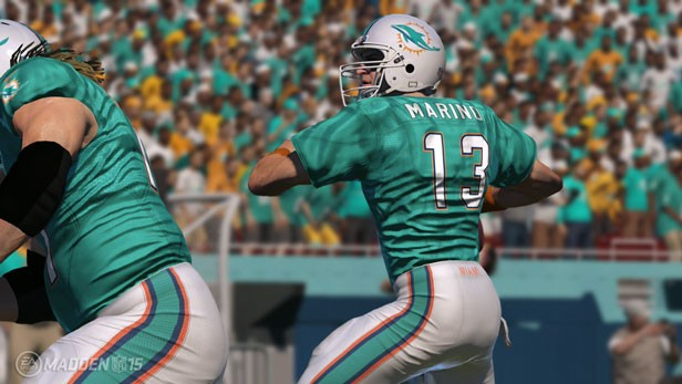 Madden NFL 15 Holiday Edition Now Available