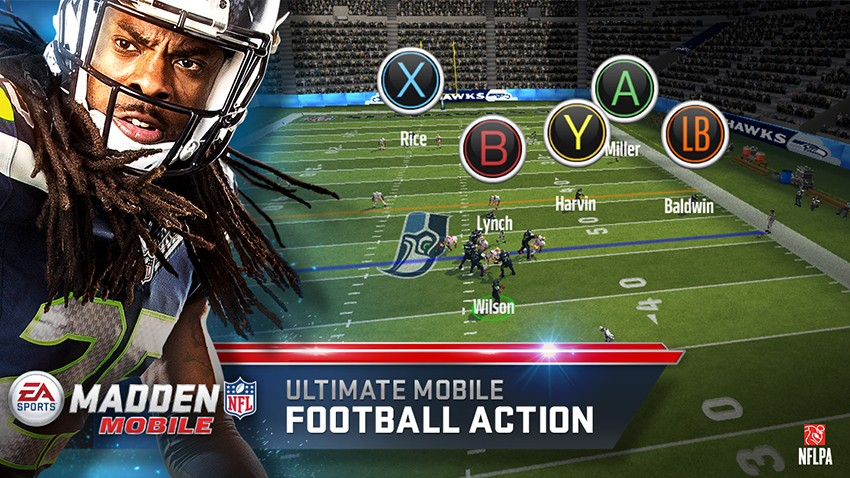 online store 8466a f40f3 Madden NFL Mobile Now Available on Apple App Store and ...