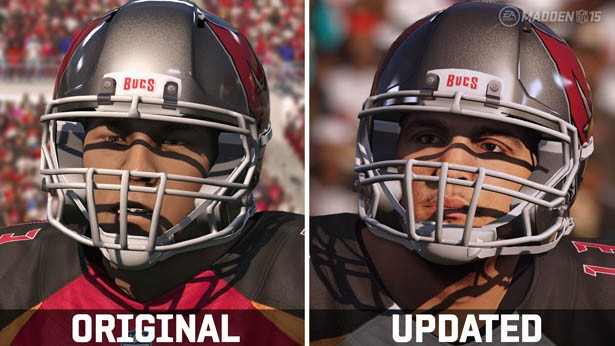 buy online 5354a 45c87 Madden NFL 15 Title Update 3 and Player Likeness Update