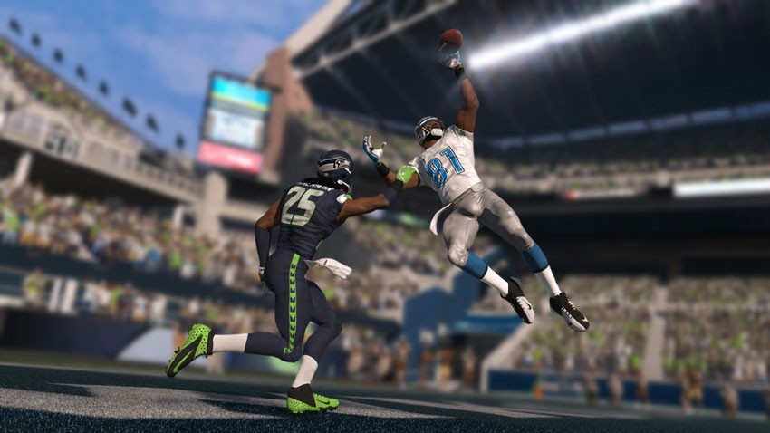 Top Five Spectacular Catch Wide Receivers In Madden Ultimate
