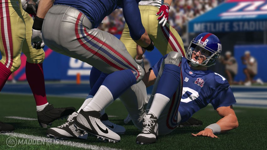 Madden NFL 15 Roster Update: Week 12