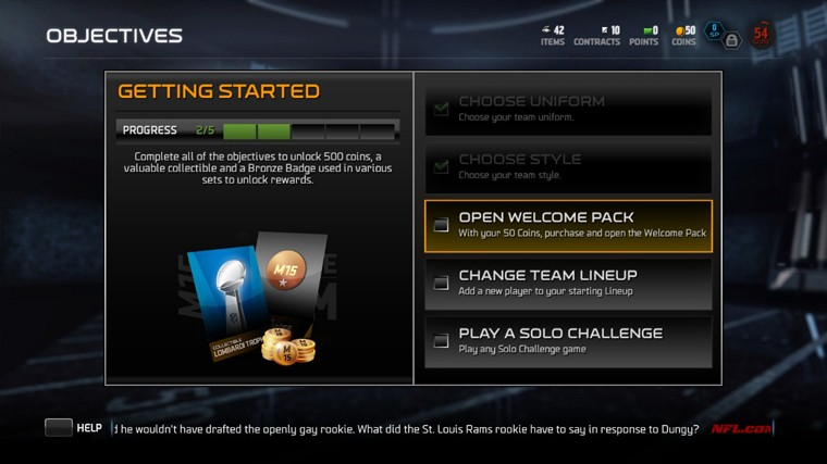 what s new in madden ultimate team