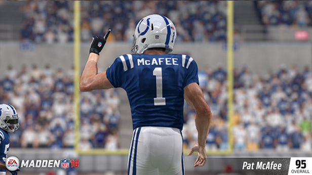 Top P Player Ratings in Madden NFL 16