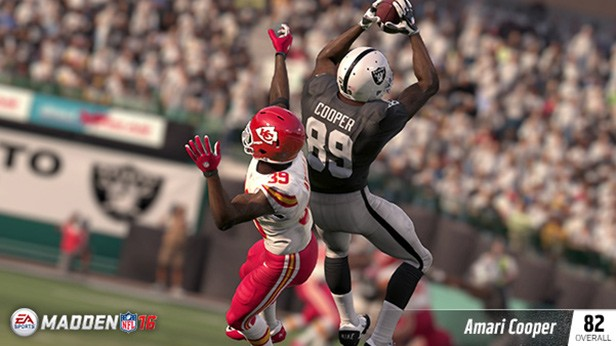 Top Player Ratings in Madden NFL 16