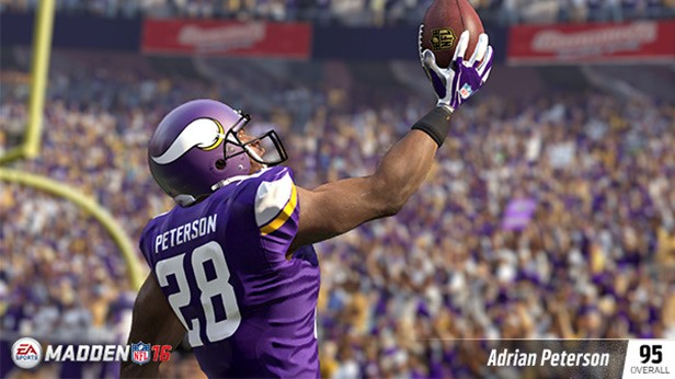 OFFICIAL MADDEN NFL 16 Thread | Available Now | Page 4 | NikeTalk