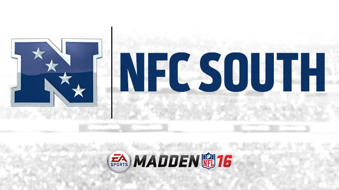 NFC South Player Ratings in Madden NFL 16