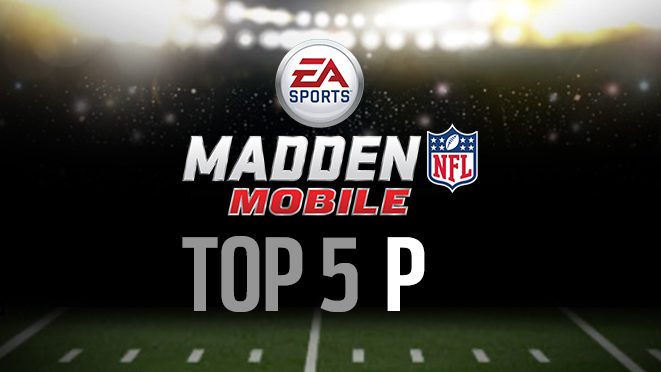 Top Punters in Madden NFL Mobile e13ca4afb