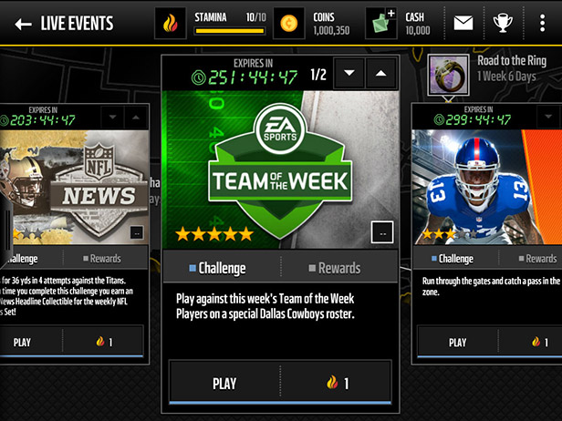 How to play madden mobile without wifi