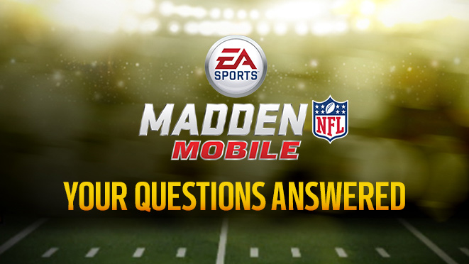 Your Questions Answered for Madden NFL Mobile 691b958f1