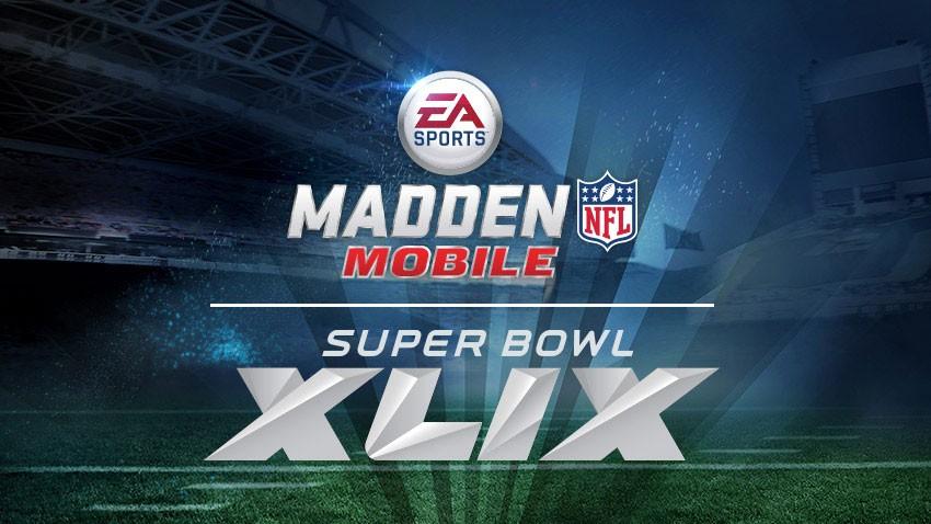 Madden NFL Mobile - Super Bowl XLIX Update 9bc183572