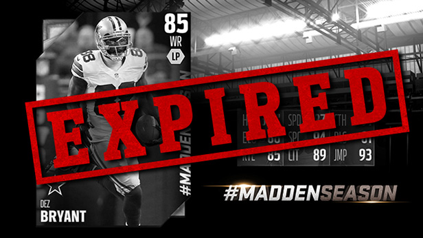 New Maddenseason Bonus Player In Madden Ultimate Team