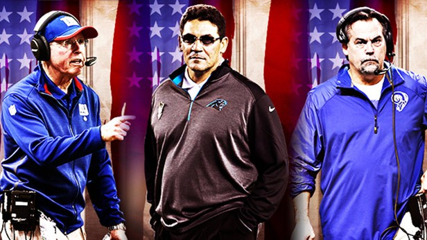 Players will earn one of three head coaches who were all Salute to Service  Nominees. e948ef00d