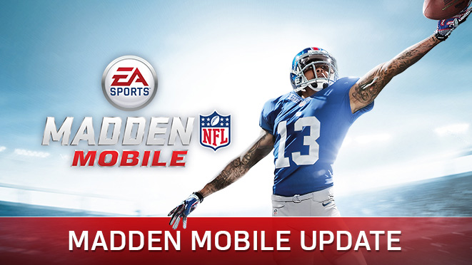 Madden nfl 16 mobile news updates videos and gameplay for Laden mobel