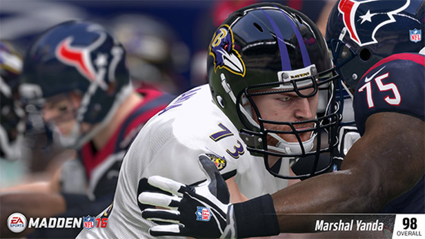 Check Out All the Ratings for Madden NFL 16