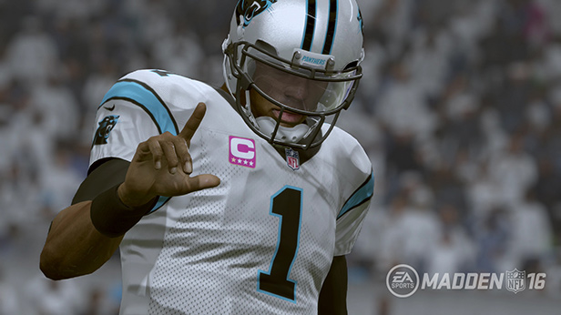 Madden 16 super bowl patches