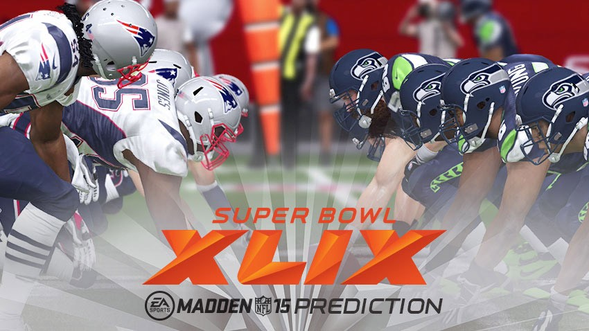 Patriots Defeat Seahawks in Madden NFL 15 Super Bowl Prediction 09603f959