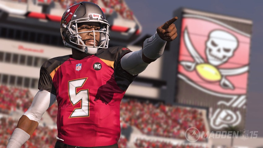bf2584cb0 First Look  Jameis Winston and Marcus Mariota in Madden NFL 15