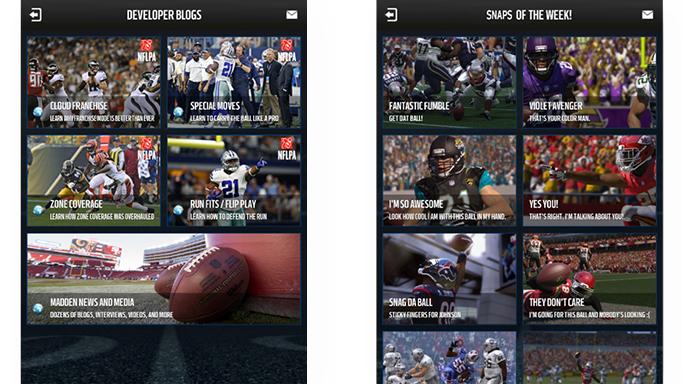 Madden NFL 17 Companion App