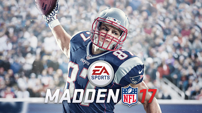 Madden NFL 17 is also a hot sport video game