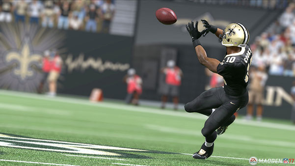 Madden nfl 17 is the best of American football games
