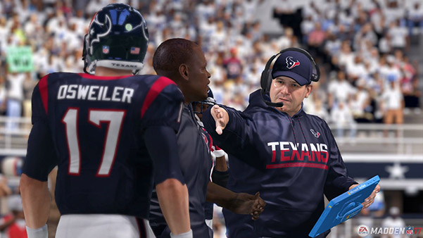 One Of Our Goals Heading Into Madden Nfl 17 Was To Bring Life Coaches Even More Than They Already Are This Year Head Will Be Dynamic