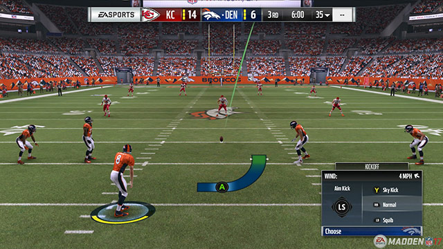Madden NFL 17   Additional Gameplay Improvements   Special