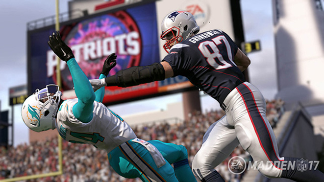 Madden NFL 17: First Look Trailer