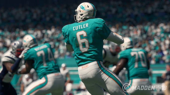 Madden Player Ratings Update: Jay Cutler