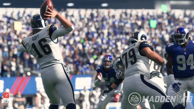 Madden 18 Player Ratings Update: Week 10