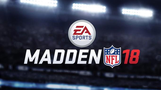 Madden NFL 18 Update e58830b2c