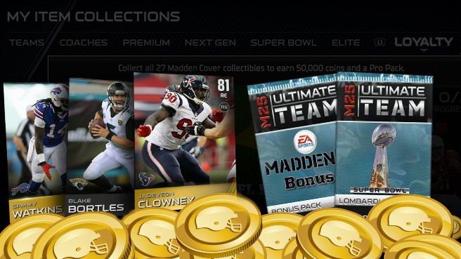 Get a jump start in madden ultimate team 15