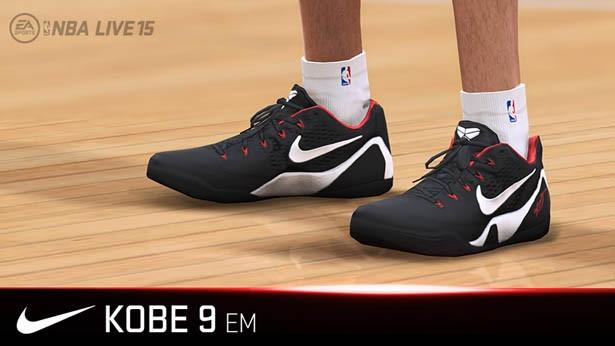 db32baa43c8e NBA LIVE 15 Content Update - Sports Gamers Online