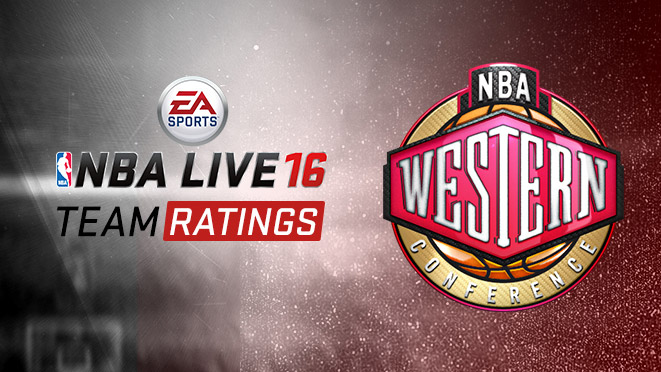 Nba Live 16 Logo