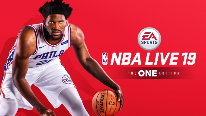 An Inside Look at Joel Embiid, NBA LIVE 19 Cover Athlete