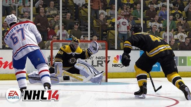 477dfaebba4bb NHL 14 - Goalie Gameplay Improvements