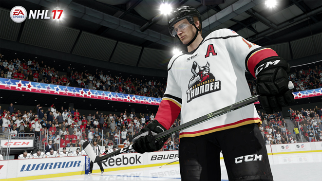 Nhl 17 Echl Team Screenshots