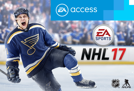 Nhl 17 Now Available On Ea Access