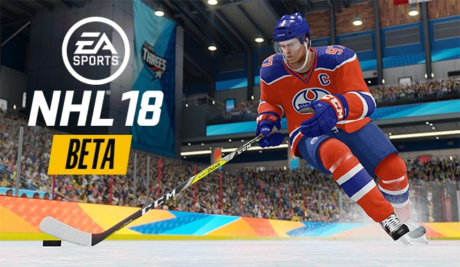 Nhl 18 Open Beta And Details Xbox One And Ps4