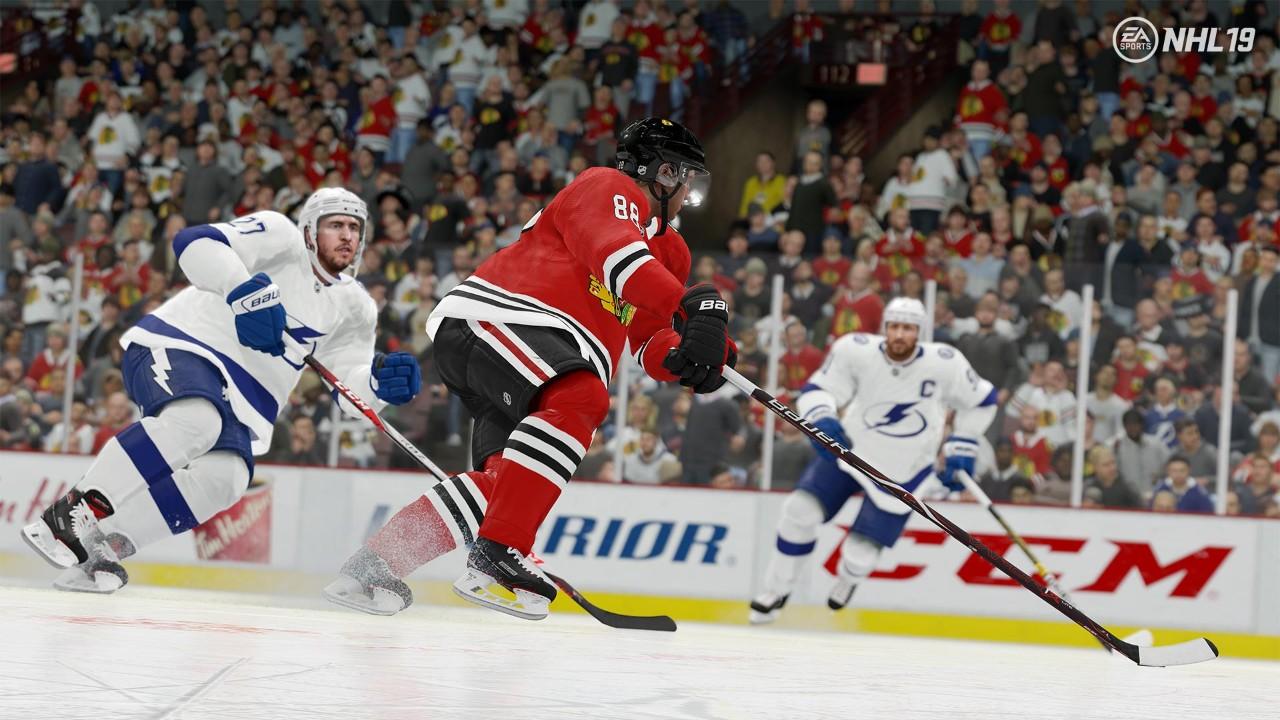 NHL 19 Franchise Mode – Scouting