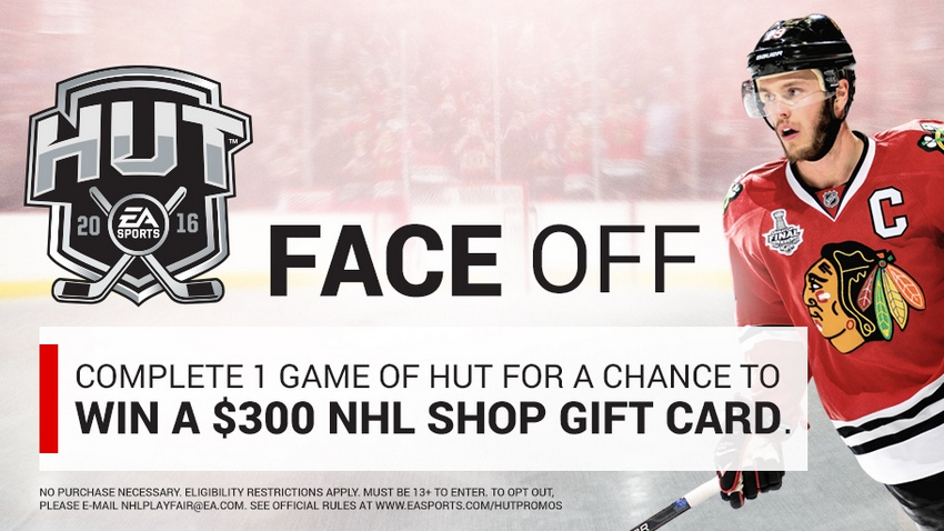 Hockey Ultimate Team Faceoff 1fa2913f1