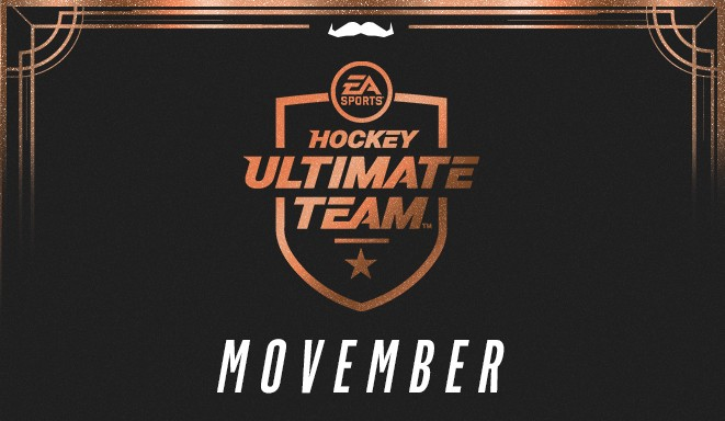 HUT MOVEMBER EVENT- NHL® 18 Hockey Ultimate Team 3eebce520