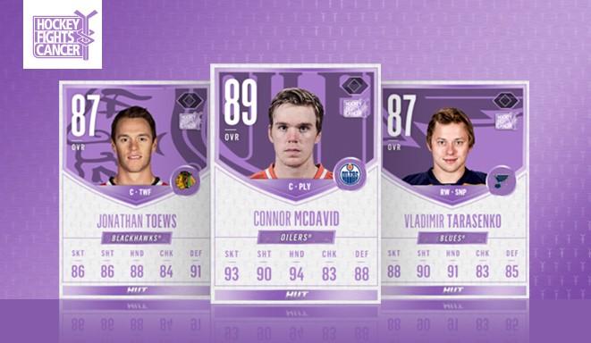 Hockey Fights Cancer - NHL® 18 Hockey Ultimate Team dd6892824
