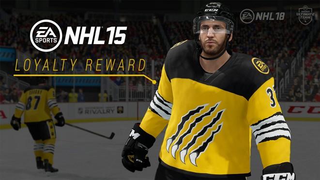 Hockey Ultimate Team™ Returning User Bonus - NHL® 18 ecde1791c53