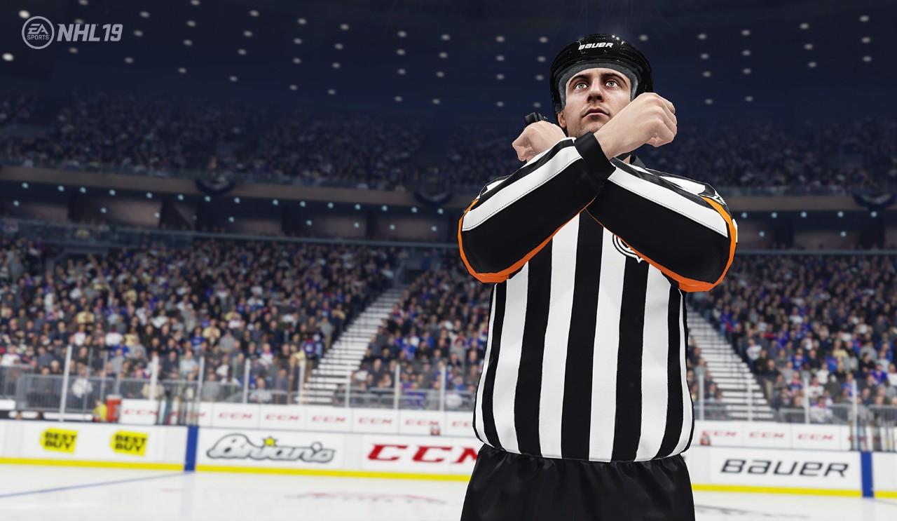 NHL® 19 Hockey Ultimate Team – HUT Security ddffd8c73