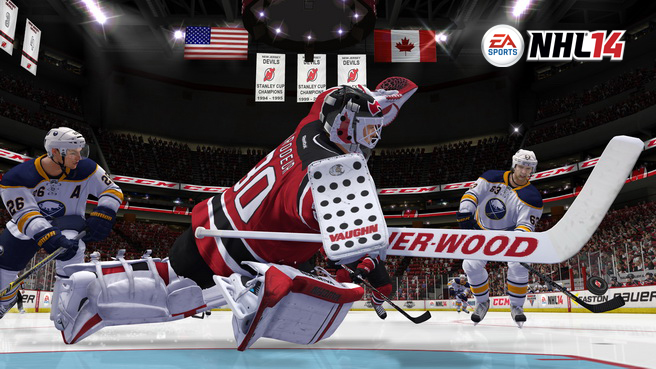 Nhl 14 Cover Vote Finalist Brodeur