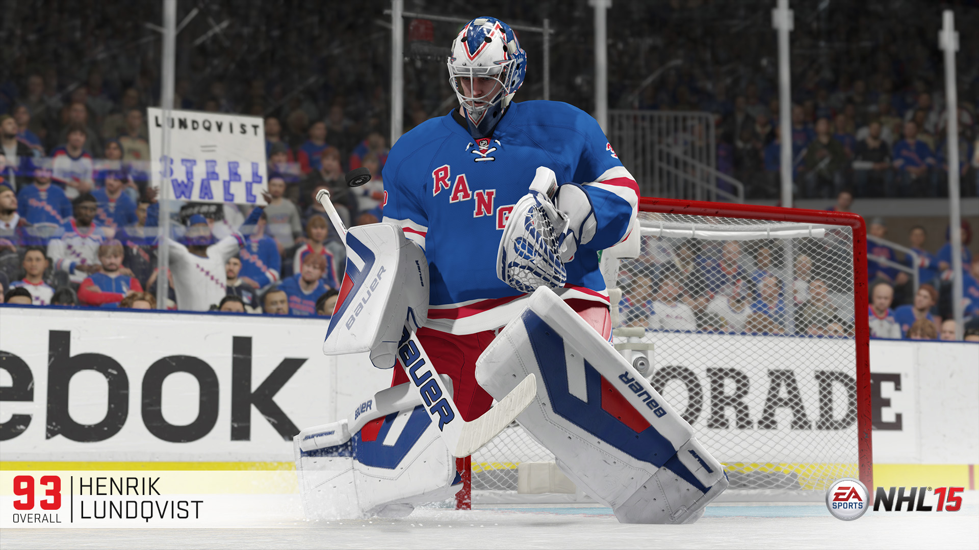 NHL 15 - Player Ratings - Top Five Goalies