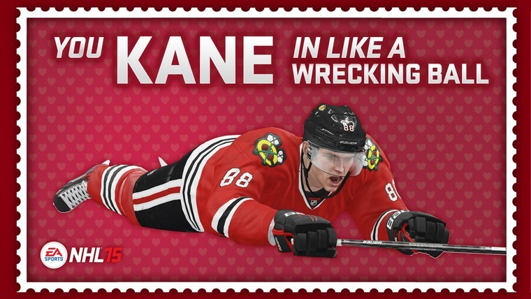 NHL 15 Valentines Day Cards – Sports Valentines Day Cards